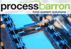 Process Barron Total System Solutions for material handling